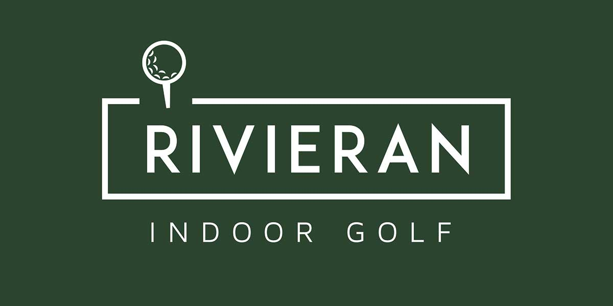 Rivieran Indoor Golf logotyp